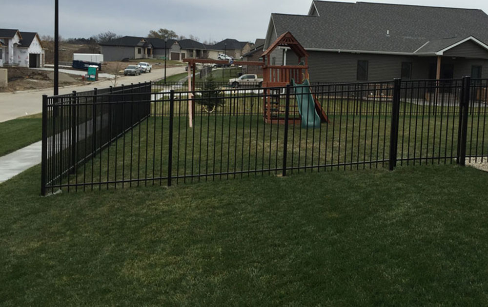 Aluminum Fencing Lincoln