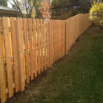 Wood Fencing Lincoln