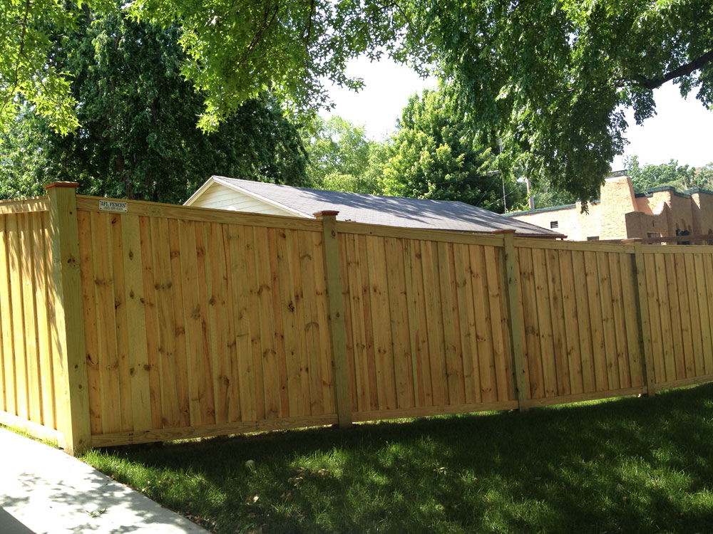 Afl Fences Lincoln Wood Fence Amp Wood Fencing Options
